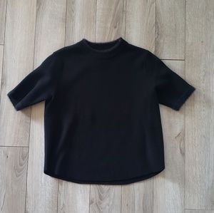Like New Zara Knit Crop Sweater!